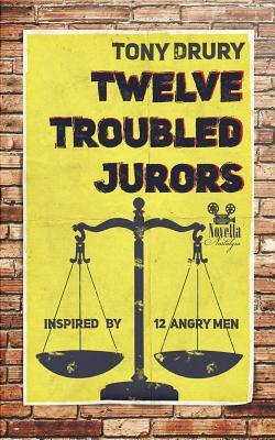 Twelve Troubled Jurors (Novella Nostalgia #2) Cover Image