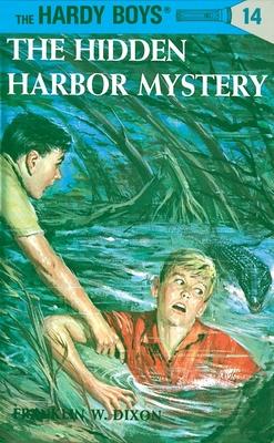 Hardy Boys 14: the Hidden Harbor Mystery (The Hardy Boys #14) Cover Image