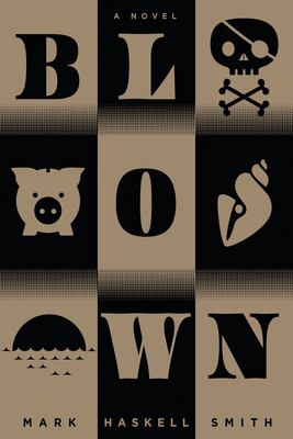 Blown book cover