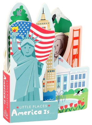 Little Places: America Is... Cover Image
