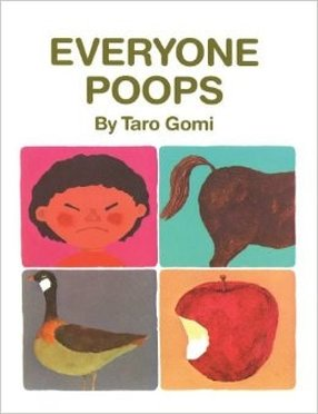 Everyone Poops Cover