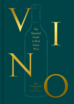 Vino: The Essential Guide to Real Italian Wine Cover Image