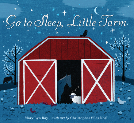 Go to Sleep, Little Farm Cover Image