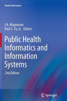 Public Health Informatics and Information Systems Cover Image