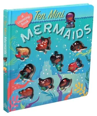 Ten Mini Mermaids Cover Image