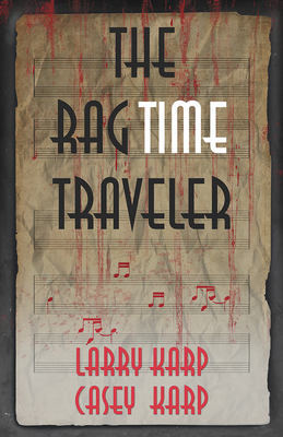 The Ragtime Traveler (Ragtime Mysteries #4) Cover Image