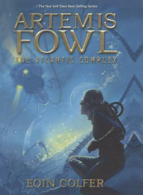 The Atlantis Complex (Artemis Fowl #7) Cover Image