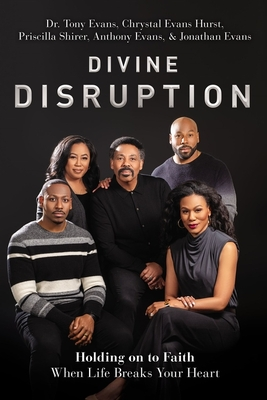 Cover for Divine Disruption