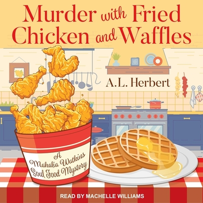 Murder with Fried Chicken and Waffles Cover Image