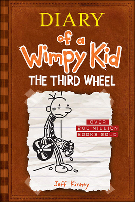 The Third Wheel (Diary of a Wimpy Kid #7) Cover Image