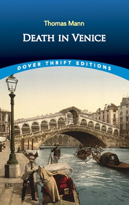 Cover for Death in Venice (Dover Thrift Editions)