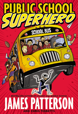 Public School Superhero Cover