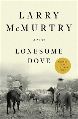 Lonesome Dove Cover Image