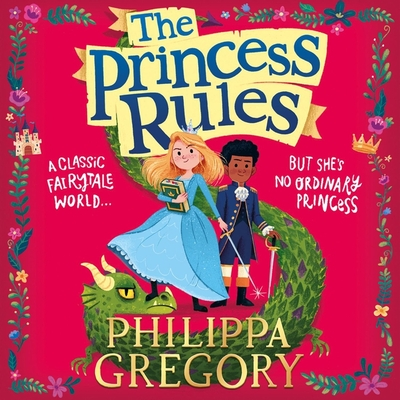 The Princess Rules Lib/E Cover Image