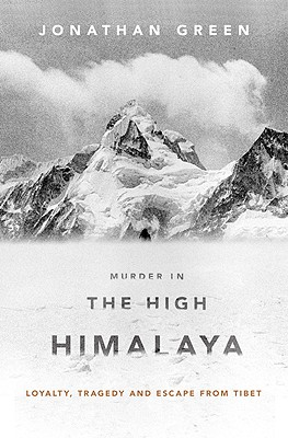 Murder in the High Himalaya Cover
