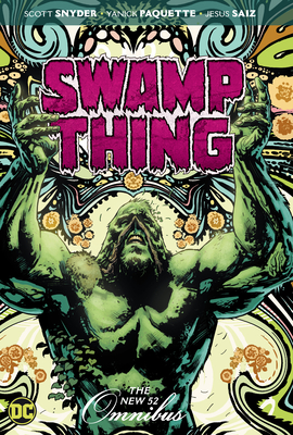 Swamp Thing: The New 52 Omnibus Cover Image