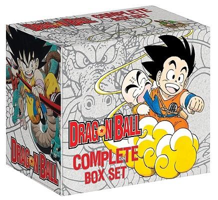 Dragon Ball Box Set  (Vol.s 1-16): Volumes 1 - 16 Cover Image