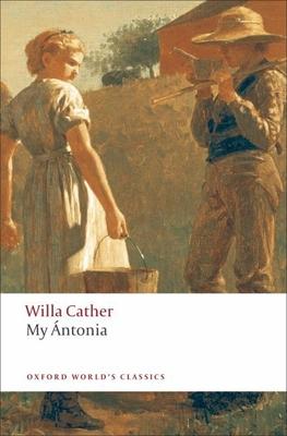 My Antonia Cover