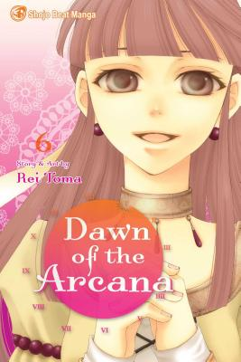 Dawn of the Arcana, Volume 6 Cover