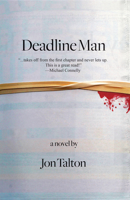 Deadline Man Cover