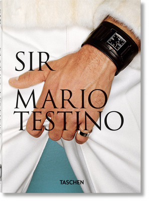 Mario Testino. Sir. 40th Ed. Cover Image
