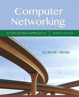 Computer Networking: A Top-Down Approach Cover Image
