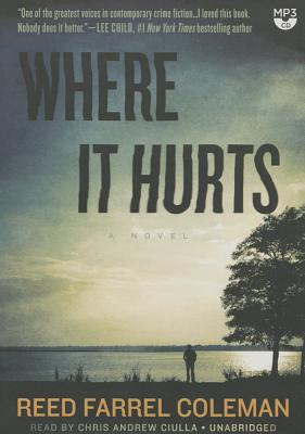 Where It Hurts (Gus Murphy #1) Cover Image