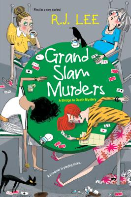 Grand Slam Murders (A Bridge to Death Mystery #1) Cover Image