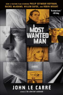Cover for A Most Wanted Man