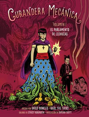El Parlamento de Lechuzas / The Witch Owl Parliament Cover Image