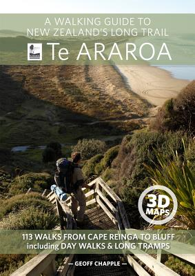 A Walking Guide To New Zealand's Long Trail Cover Image