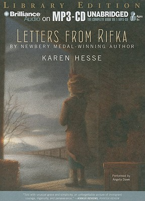 letters from rifka summary letters from rifka mp3 cd the booksmith 23340 | 9781441818140