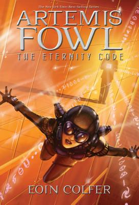 Artemis Fowl The Eternity Code Cover Image