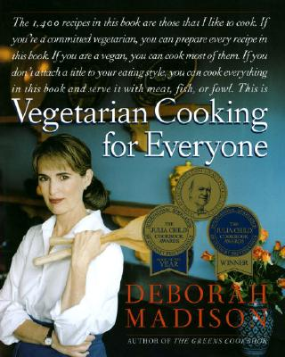 Vegetarian Cooking for Everyone Cover