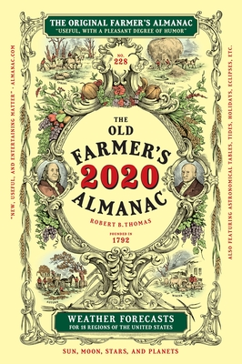 The Old Farmer's Almanac 2020, Trade Edition Cover Image