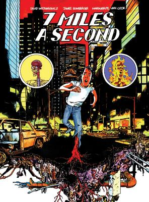 7 Miles a Second Cover