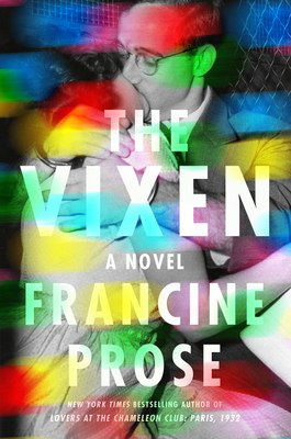 The Vixen: A Novel Cover Image