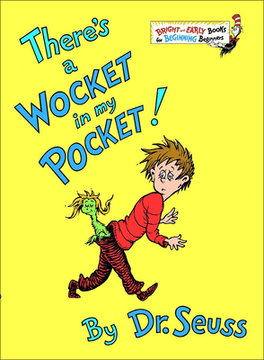 There's a Wocket in My Pocket! Cover Image