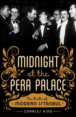 Midnight at the Pera Palace Cover