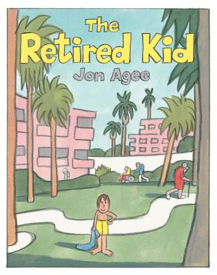 The Retired Kid Cover