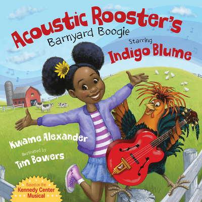 Acoustic Rooster's Barnyard Boogie Starring Indigo Blume Cover Image