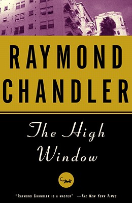 The High Window Cover Image