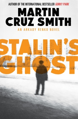 Cover for Stalin's Ghost