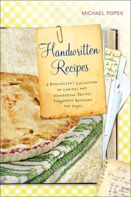 Handwritten Recipes Cover
