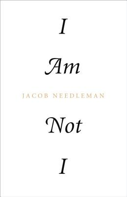 Cover for I Am Not I