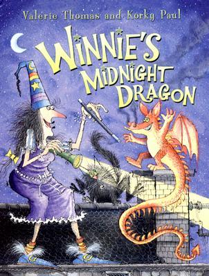 Winnie's Midnight Dragon Cover