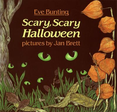 Scary, Scary Halloween Cover Image