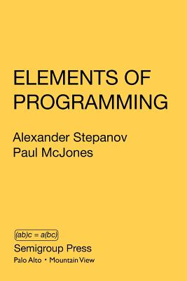 Elements of Programming Cover Image