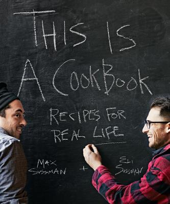 This Is a Cookbook Cover