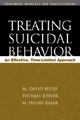Treating Suicidal Behavior Cover